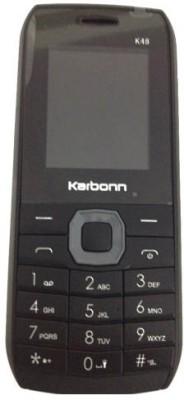 Karbonn K48 (Black, Grey)