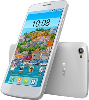 Intex Aqua Star II (White, 8 GB)