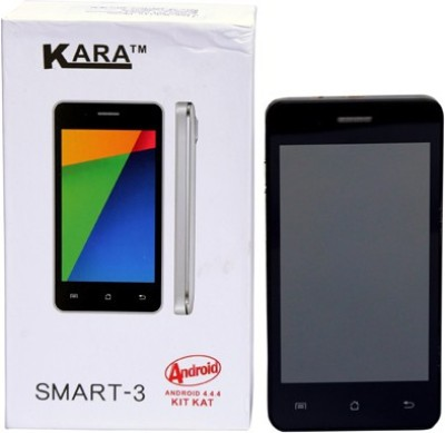 Kara Smart 3 (Black, 512 KB)