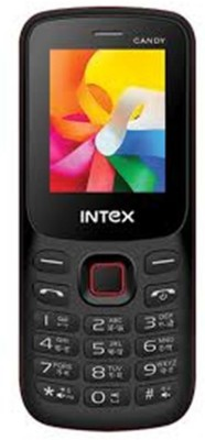Intex Candy (Black, Blue)