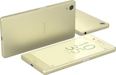 Sony Xperia X Dual Sim (Lime Gold, 64 GB)