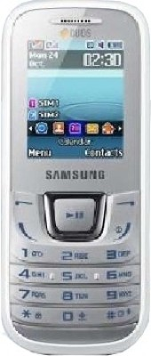Samsung Guru E1282 Ceramic White available at Flipkart for Rs.1799