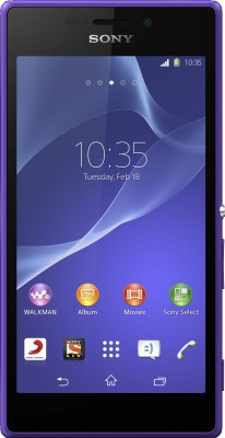 Sony Xperia M2 Dual (Purple, 8 GB)