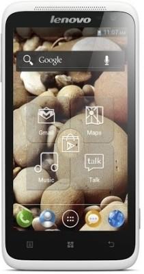 Lenovo S720 White available at Flipkart for Rs.9999