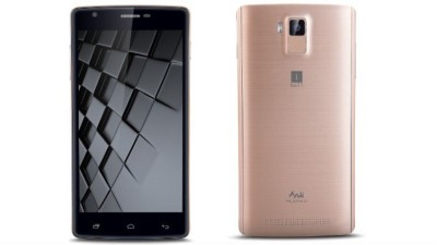 iBall Platino + (Golden, 8 GB)
