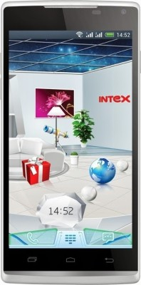 Intex Aqua HD (White)