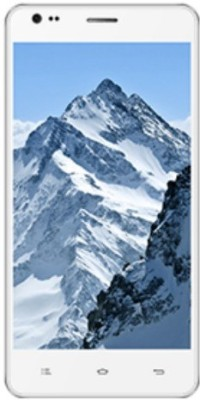Celkon Millennia Everest White (White, 8 GB)