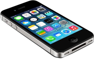 View Apple iPhone 4S (Black, 32GB) Mobile Price Online(Apple)