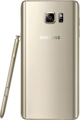 Samsung Samsung Note 5 64 GB Silver Titanium (Silver, 64 GB)