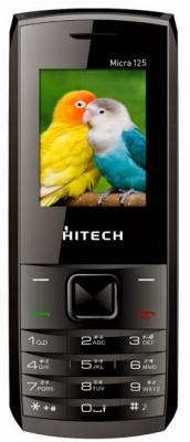 Hitech Micra 125 (Black)