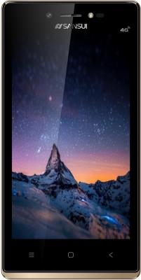 Sansui S50 (Black & Gold, 8 GB)