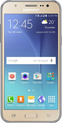 Samsung Galaxy J5 (Gold, 8 GB)