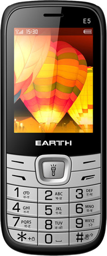 Earth E Phone 5 Black