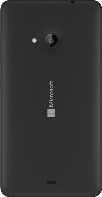 Microsoft Lumia 535 DS (Black, 8 GB)