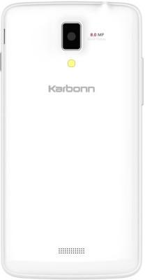Karbonn Titanium S5 Plus (Pearl White, 4 GB)
