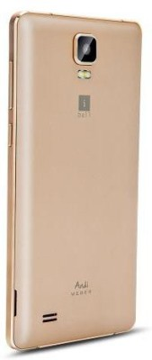Iball Andi 5.5H Weber 3G (Golden, 8 GB)