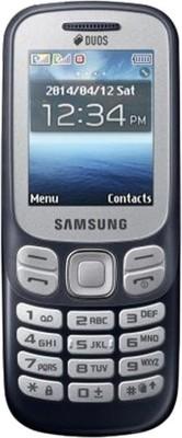 Samsung Metro B313E Dual Sim - Black (Black)