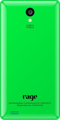 Rage Supremo 4.5 Green (Green, 1 GB)