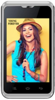 Celkon Campus A359 (Silver, 512 MB)
