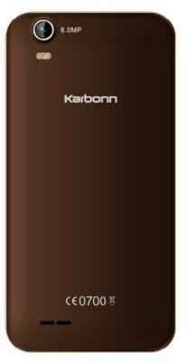 Karbonn Karbonn Titanium S200 HD (Coffee, Champagne, 8 GB)