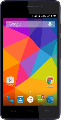 Micromax Unite 3 (Blue, 8 GB)