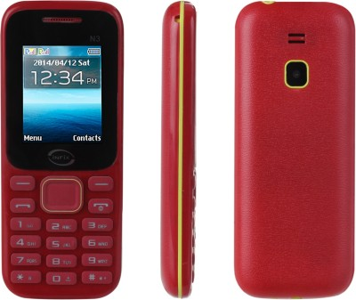 Infix N3 Silicon (Red)