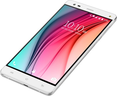 Lava V5 (Icy White, 16 GB)