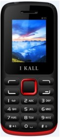 Dynacon I KALL K11 Black-Red Make In India With FM Radio And Bluetooth (Black-Red)