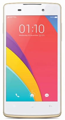 OPPO Joy Plus 4 GB (White)