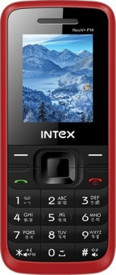 Intex Neo V+ FM (Black, Red)