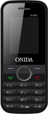 Onida G1802 (Black, Grey)