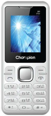 Champion BSNL-X1 Star (Black, White)