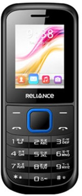 Lava C180 CDMA For Reliance (Black)
