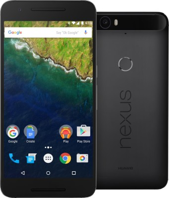 Huawei Nexus 6P 64 GB (Grey & Black)