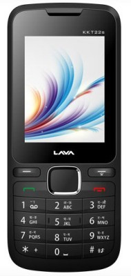 Lava KKT22S BLACK RED (Black, Red)