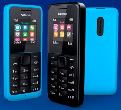 Nokia NOKIA 105 DS (BLACK)