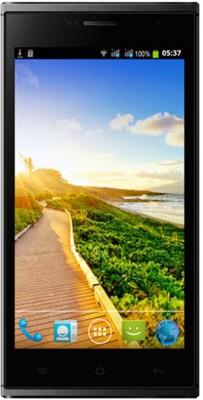 Karbonn Titanium Dazzle 3 S204 Dual Sim - Black (Black, 8 GB)