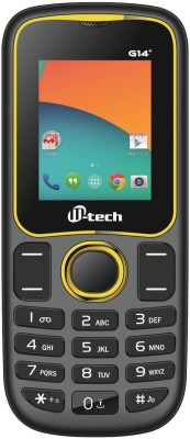 Mtech G14+ (Black, Yellow)