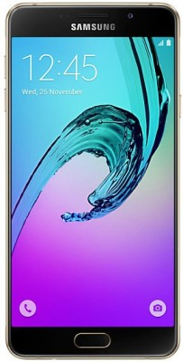 Samsung Galaxy A7 2016 Edition (Gold, 16 GB)