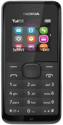 Nokia 105 Black Dual Sim