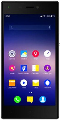 Karbonn Quattro L51 HD (Black, 16 GB)