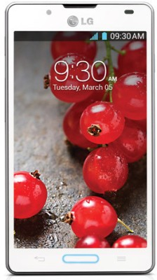 LG Optimus L7 II Single (White, 4 GB)