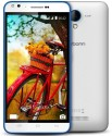 Karbonn Titanium Machfive(Android Lollipop+16GB ROM+2GB RAM) (White+Blue, 16 GB)