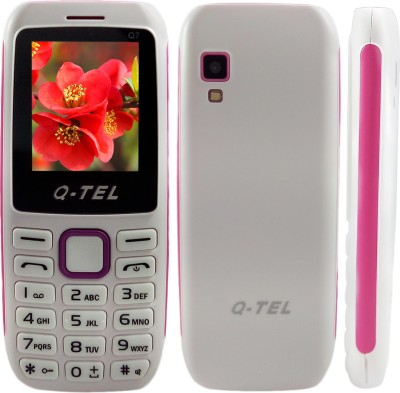 Q-Tel Q7 (White, Purple)