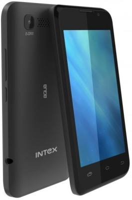 Intex Aqua 3G (Black, 12.25 MB)