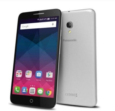 Panasonic P50 Idol silver Colour (Silver, 8 GB)