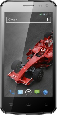 XOLO Q700 Black available at Flipkart for Rs.9999