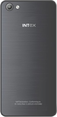 Intex Aqua Super (Grey, 16 GB)