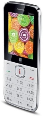 iBall Solitaire 2.4L (White & Chrome)