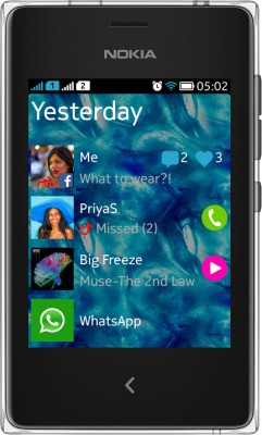 Buy Nokia Asha 502: Mobile